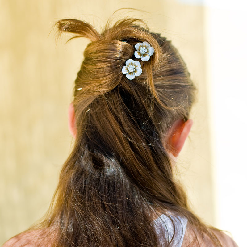 épingle à cheveux bijoux anciens