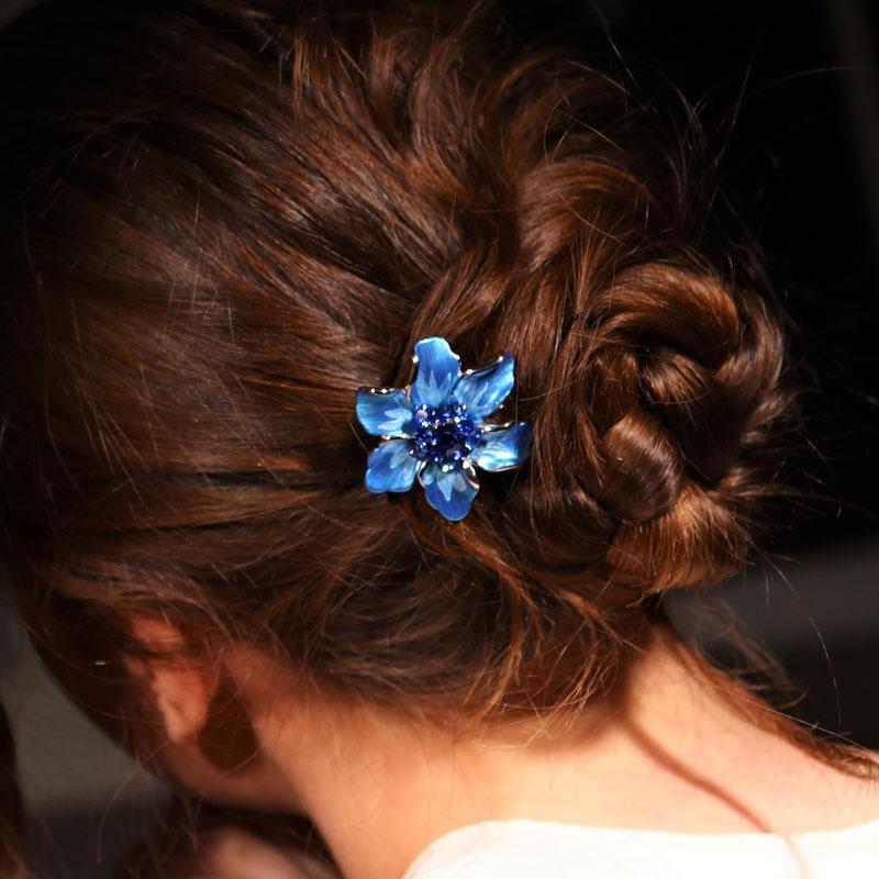 épingle à cheveux étoiles